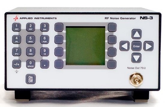 Applied Instruments NS-3 RF Noise Generator