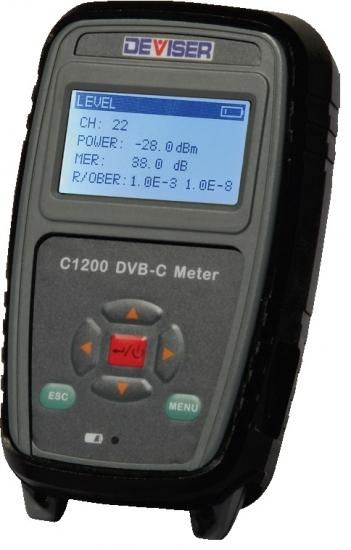 Micco Technologies Rf Signal Level Amp Qam Meters