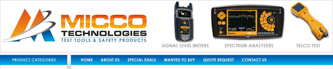 Micco Technologies, Affordable Test and Power Products